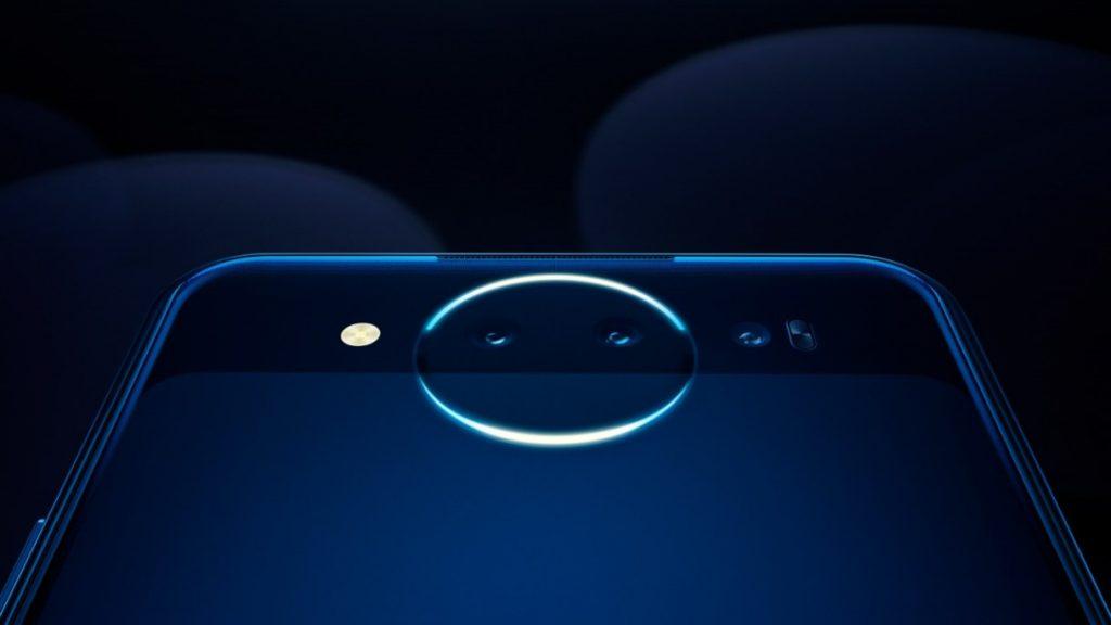 Vivo Nex Dual Display capteurs photo